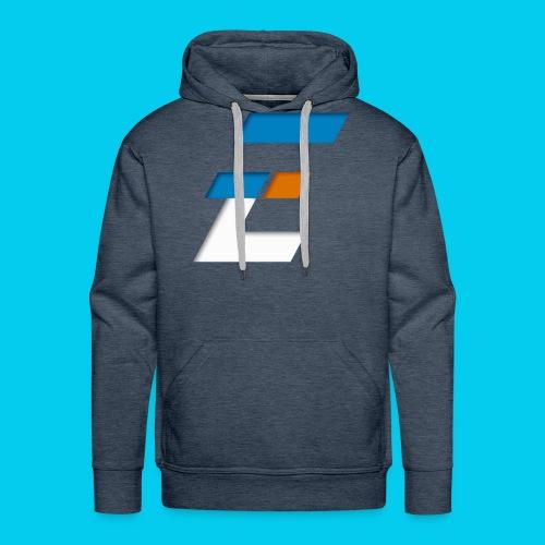 Electronic-series - Sweat-shirt à capuche Premium pour hommes