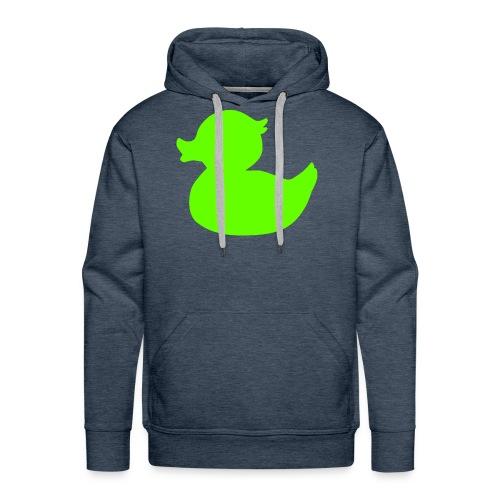 Green Duck - Mannen Premium hoodie