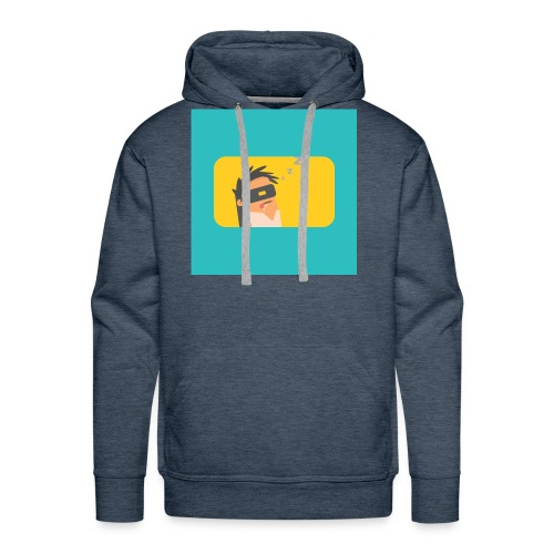 The Night Clothing Tee-1 - Men's Premium Hoodie