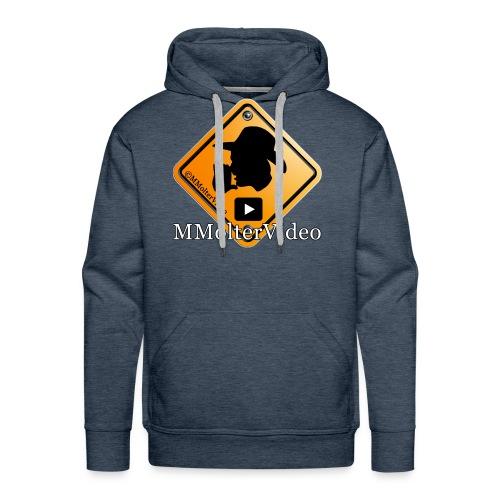 Logo MMolterVideo - Männer Premium Hoodie