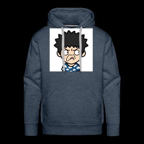 LeCestPasSonJour - Sweat-shirt à capuche Premium pour hommes
