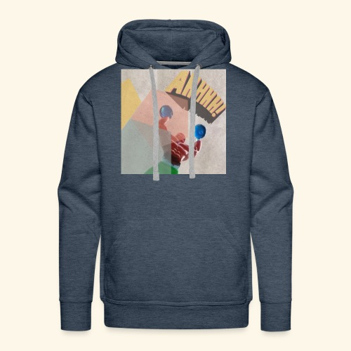 Souvenir d'enfance - Sweat-shirt à capuche Premium pour hommes