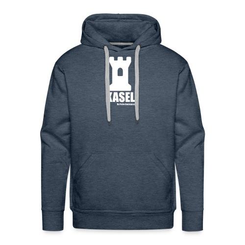 KASEL2 - Sudadera con capucha premium para hombre