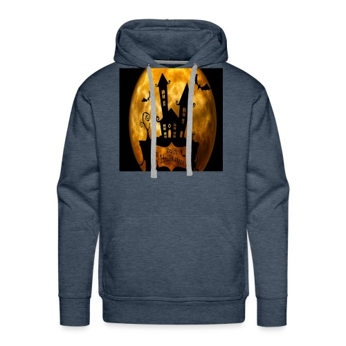 halloween-Nacht - Männer Premium Hoodie