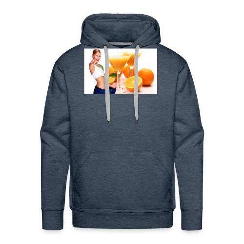 Uwes Network-Shop-T-Shirt - Männer Premium Hoodie