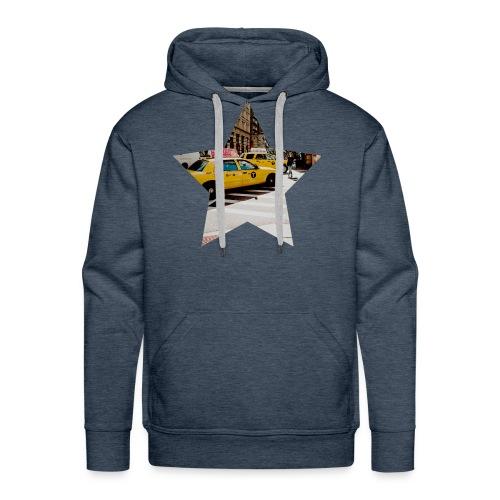 Star - Männer Premium Hoodie