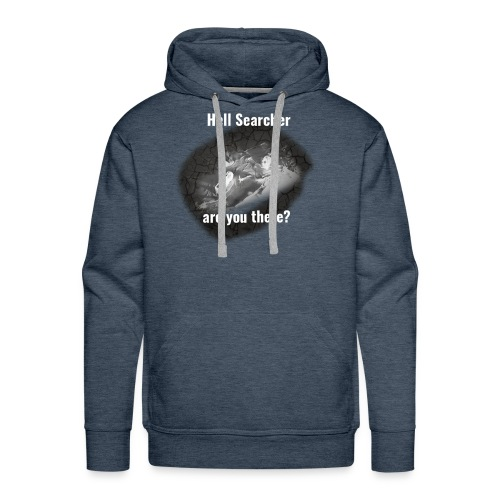 Searching For Hell Bag Black - Men's Premium Hoodie