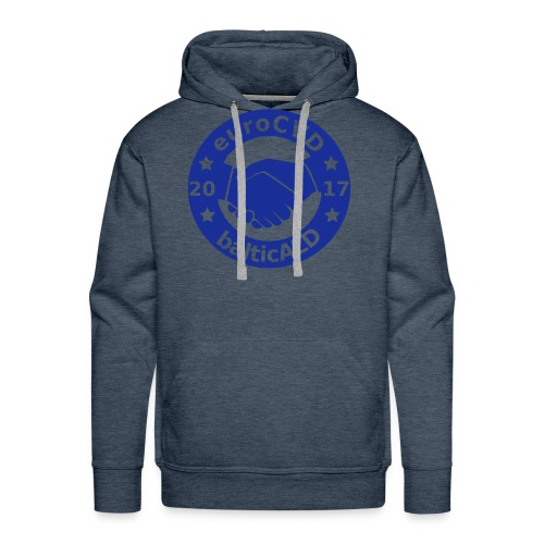 Joint EuroCVD-BalticALD conference womens t-shirt - Men's Premium Hoodie