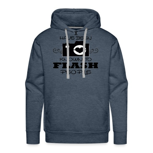 Photographer - Men's Premium Hoodie