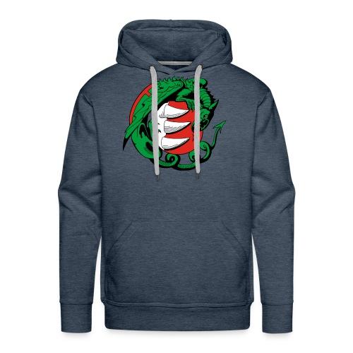 Hungary Dragon - Men's Premium Hoodie