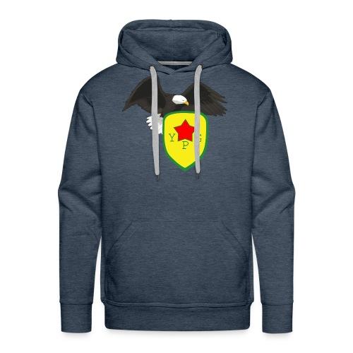 Mens Support YPG Hoodie - Miesten premium-huppari