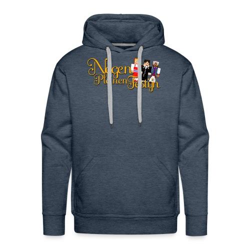 Muismatje - Mannen Premium hoodie