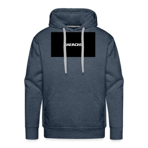 Cheacks MousePad - Mannen Premium hoodie