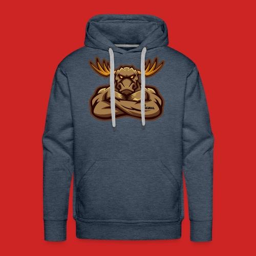 Ace Original Moose - Men's Premium Hoodie