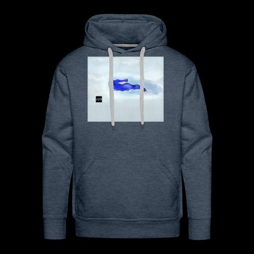 Geekcontest - Sudadera con capucha premium para hombre