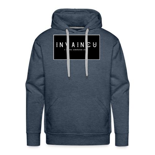 INVAINCU - Men's Premium Hoodie