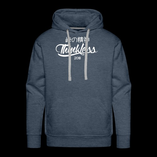 SIGNATURE THINKLESS - Sweat-shirt à capuche Premium pour hommes