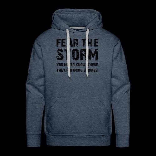 Fear The Storm - Premiumluvtröja herr