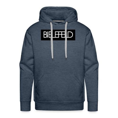 Heimatliebe BIELEFELD Style von yippieyeah - Männer Premium Hoodie
