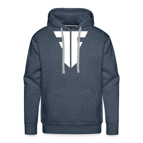 French faces - Mannen Premium hoodie
