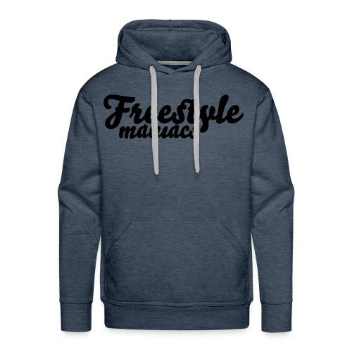 Freestyle Maniacs black - Mannen Premium hoodie