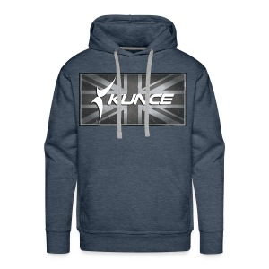 Kunce UK Brexit Article 50 Edition - Men's Premium Hoodie