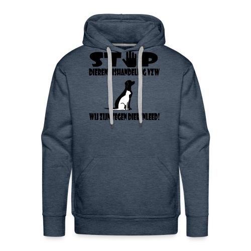 sd vzw - Mannen Premium hoodie