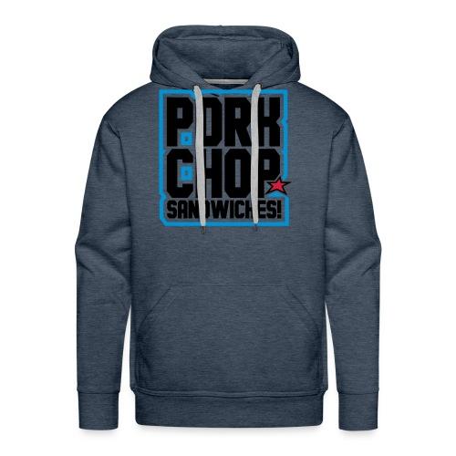 Pork Chop Sandwiches! - Men's Premium Hoodie