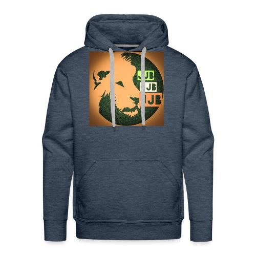 Lyon jjb v.d.r - Sweat-shirt à capuche Premium pour hommes