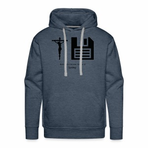 The icons of saving - Männer Premium Hoodie
