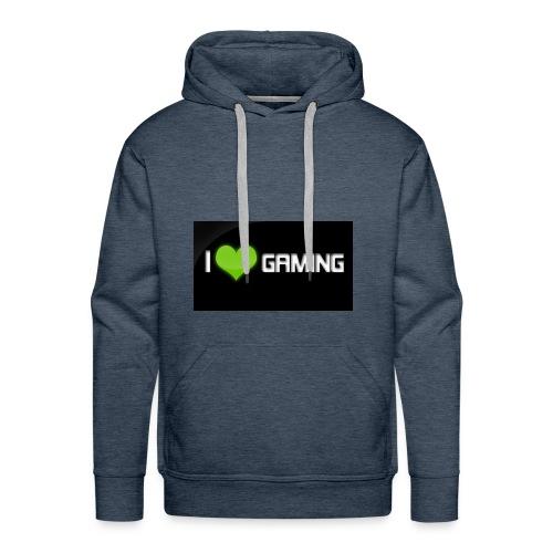 Gaming - Männer Premium Hoodie