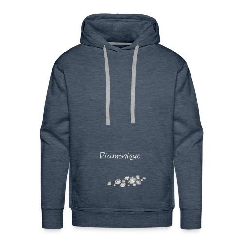 diamonique Clothing - Men's Premium Hoodie
