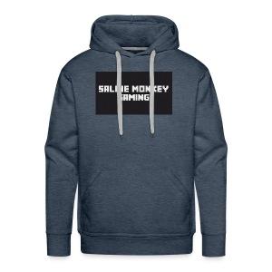 Saline monkey gaming tröja - Premiumluvtröja herr