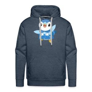piplup TheRealTol hoesje - Mannen Premium hoodie
