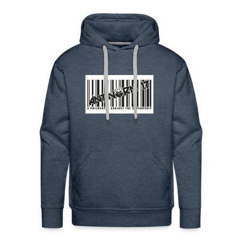 Antinorm 17 - Sweat-shirt à capuche Premium pour hommes