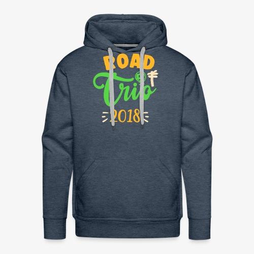 road trip t shirt family vacation t shirts - Männer Premium Hoodie
