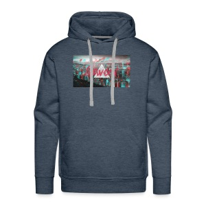 Design Gewoon #1 - Mannen Premium hoodie