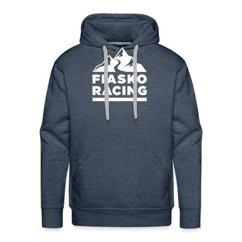FIASKO RACING Mountain - Männer Premium Hoodie