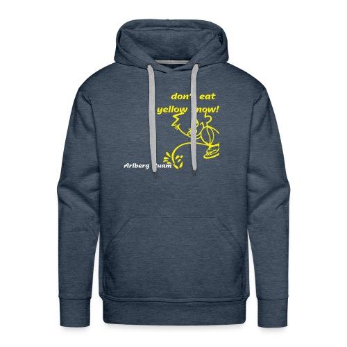yellow snow - Männer Premium Hoodie