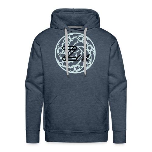 Zen1 Black - Men's Premium Hoodie