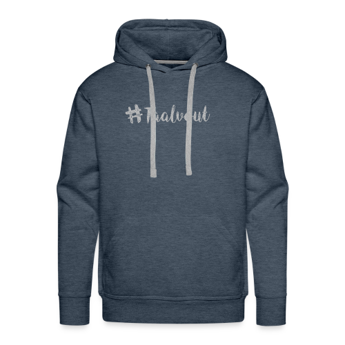Taalvout - Mannen Premium hoodie