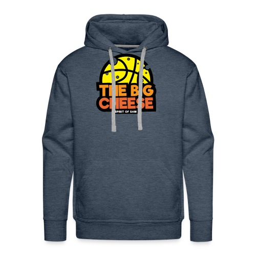 The Big Cheese Logo - Men's Premium Hoodie