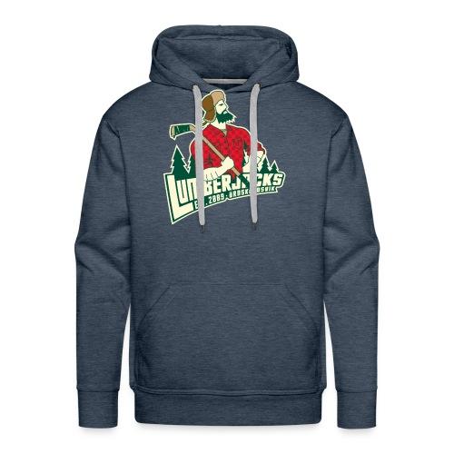 Lumberjacks Logo - Premiumluvtröja herr