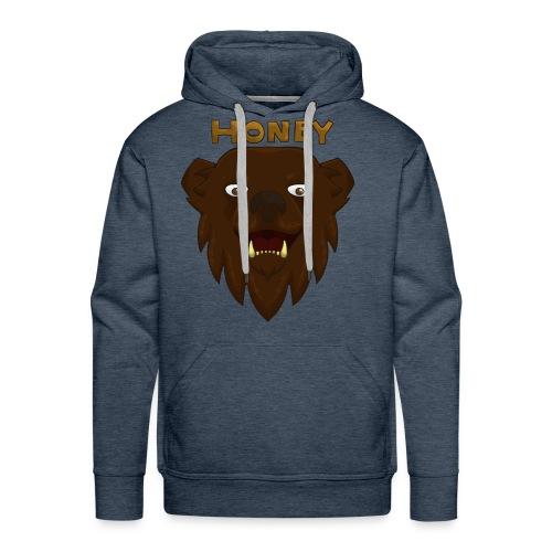Honey Bear Design! - Men's Premium Hoodie