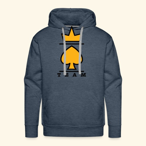 Collection KingSpade® by MagicAndCardistry Team - Sweat-shirt à capuche Premium pour hommes