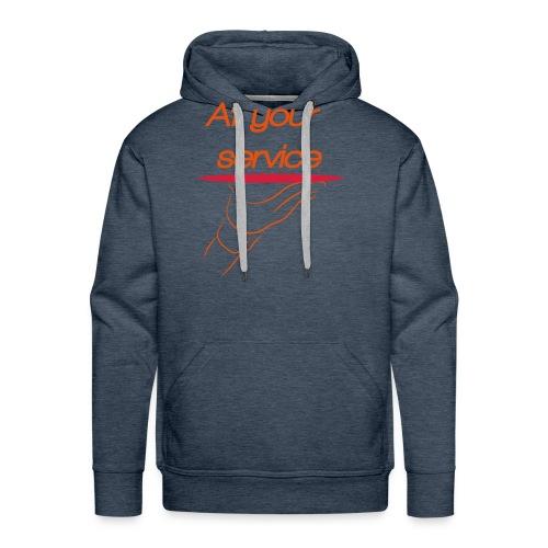 Ober - Mannen Premium hoodie