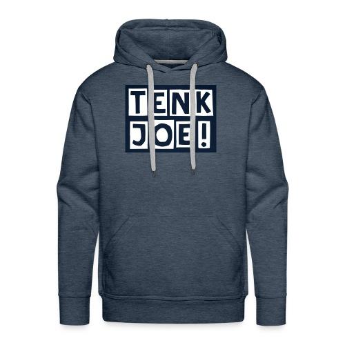 Tenkjoe - Sweat-shirt à capuche Premium pour hommes