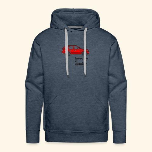 detailerlove - Mannen Premium hoodie