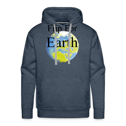 flip_for_earth - Premiumluvtröja herr