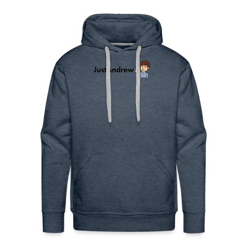 Classic JustAndrew - Men's Premium Hoodie